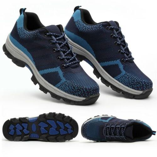 Men's Shoes Toe Work Boots Lightweight