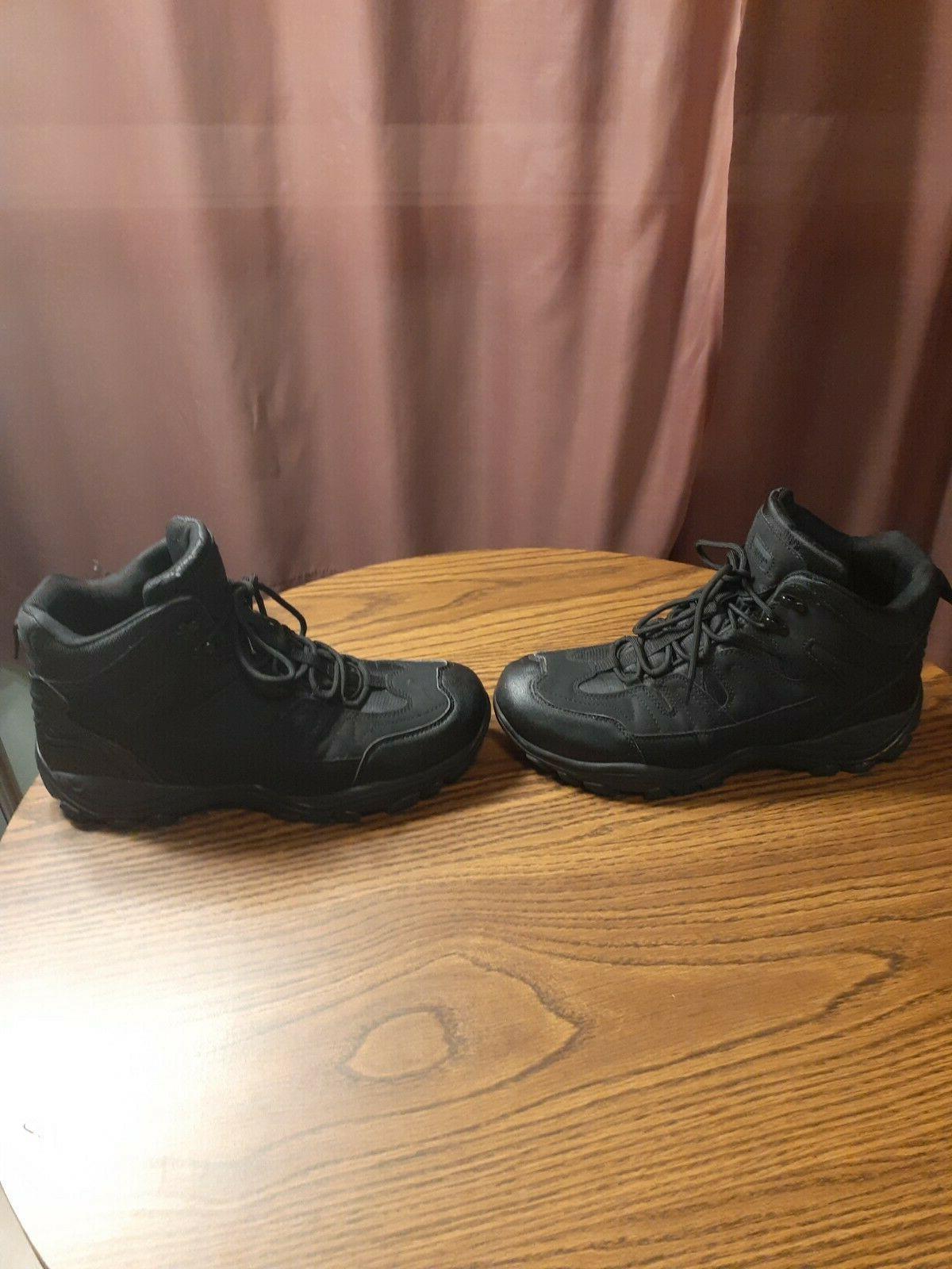 Ameritac Men's boots work Outdoor Men's black