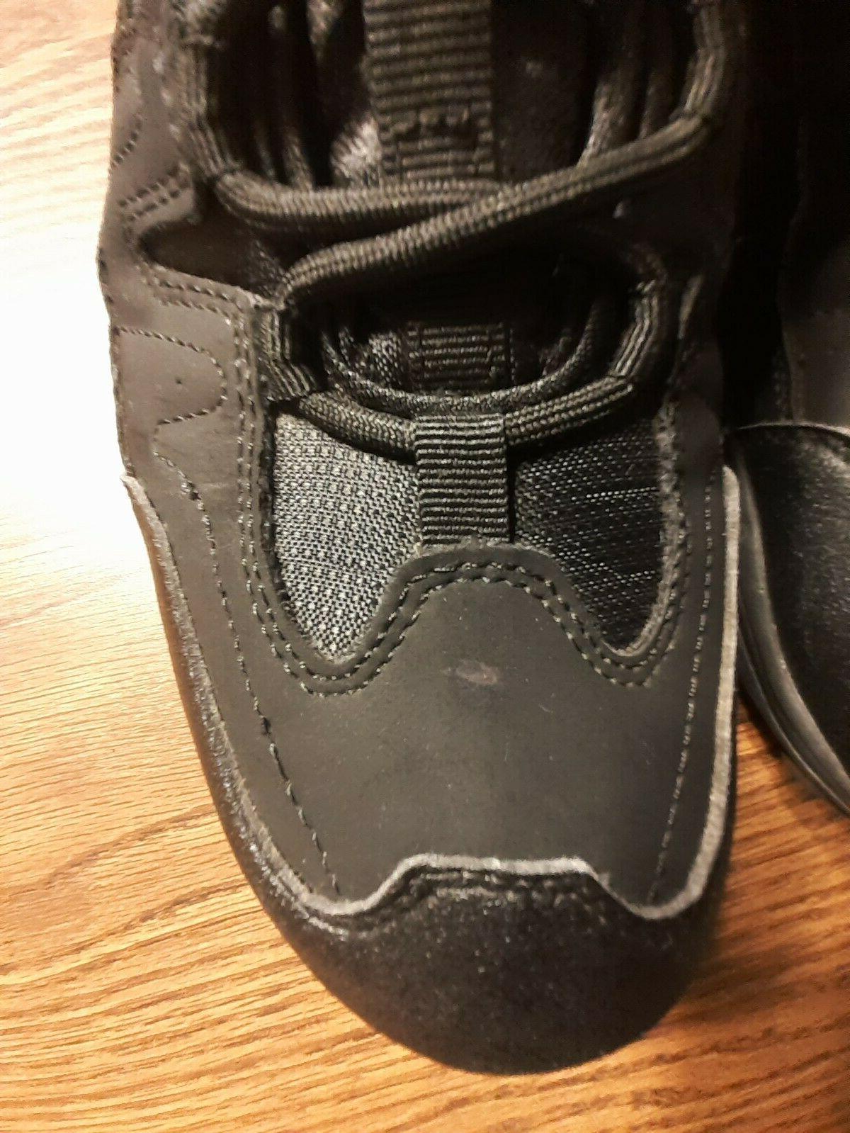 """Ameritac Men's 13 boots 6"""" work Tactical black"""
