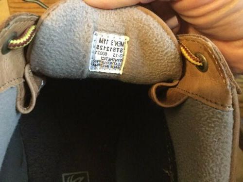 Men's Sperry's Top-Sider Size 11 Duck Shoe Snow Sperry