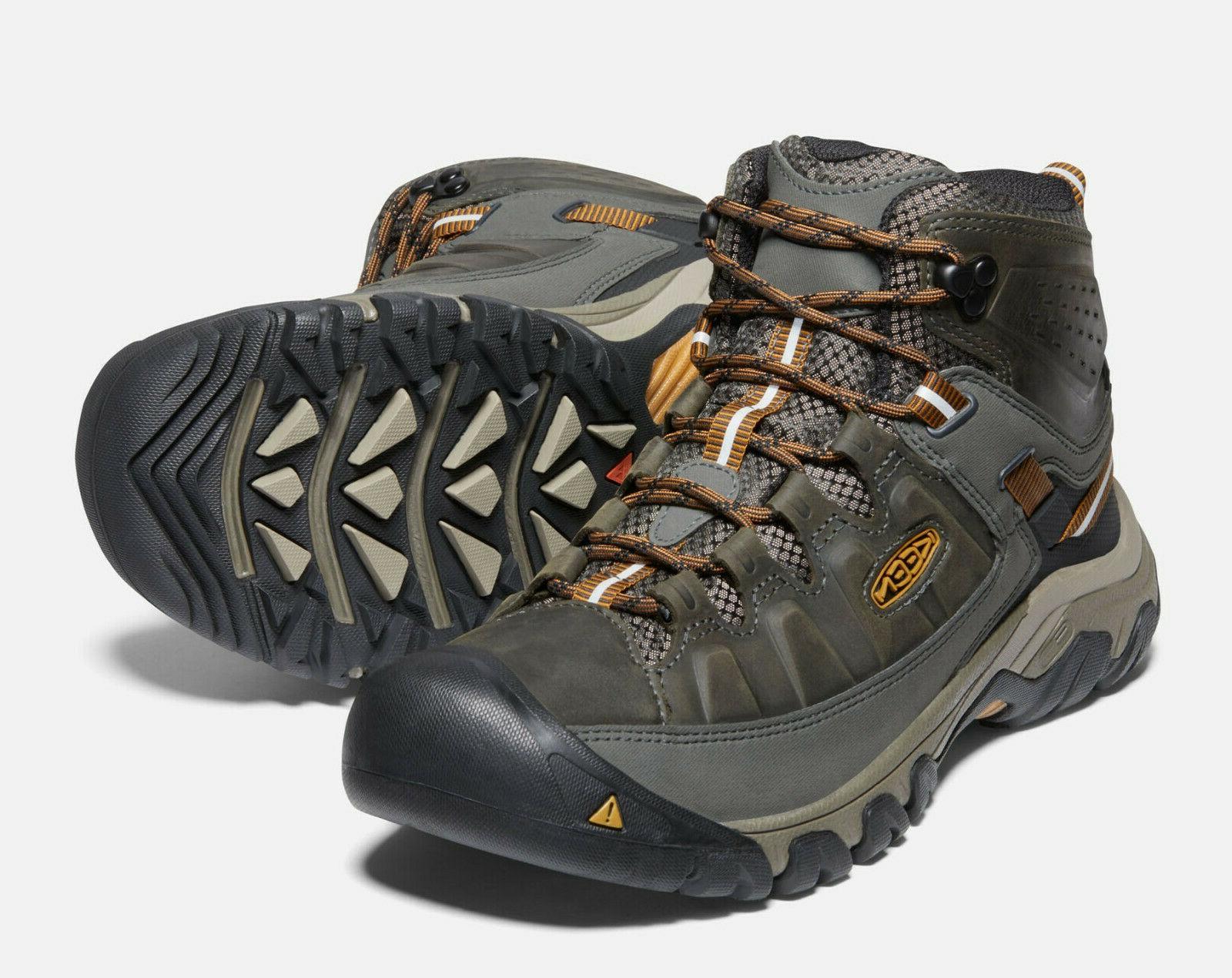 men s targhee iii mid waterproof hiking