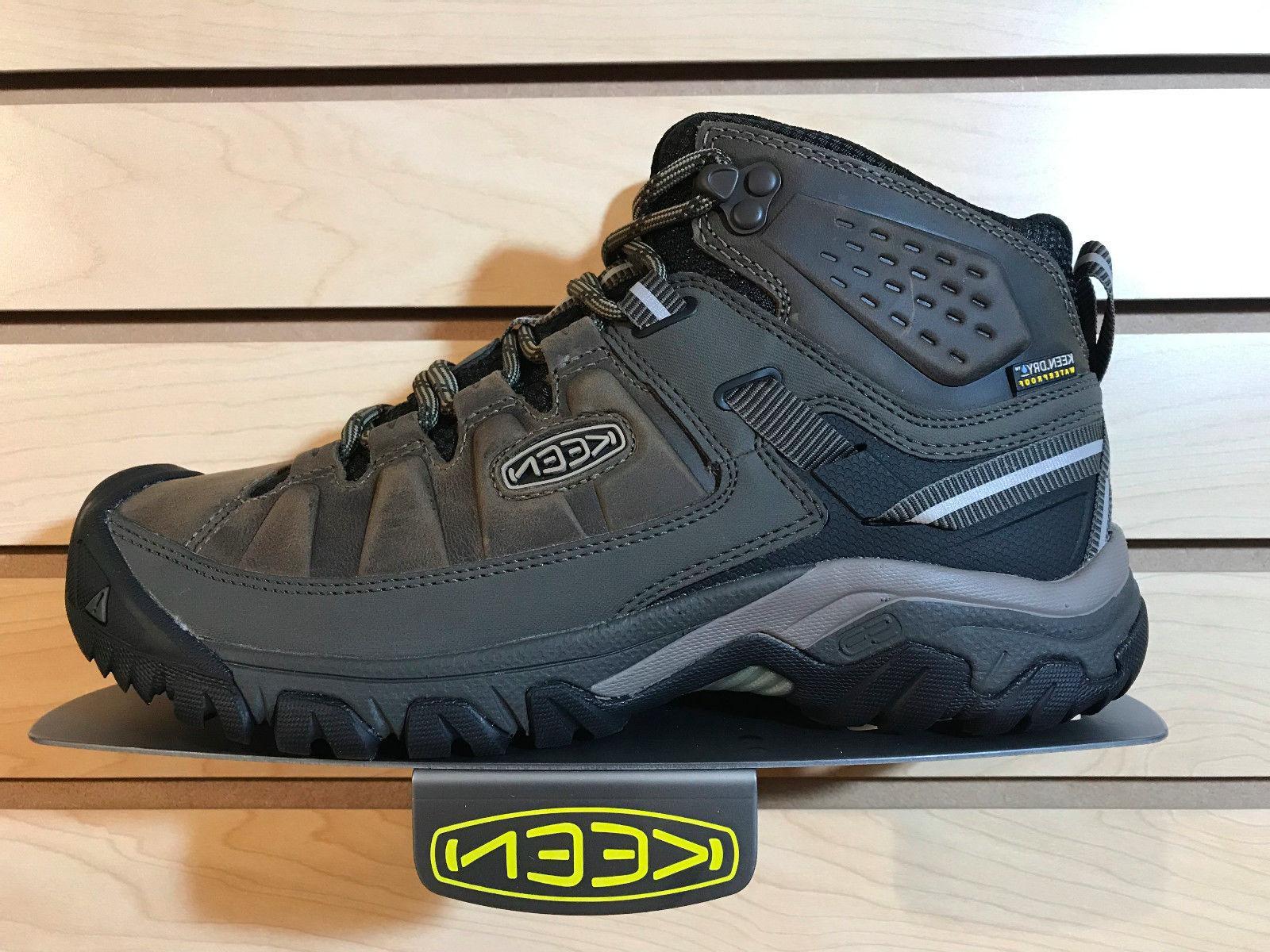 men s targhee iii waterproof mid boot
