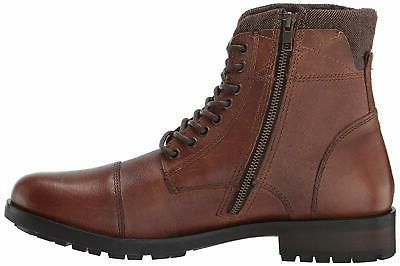 Steve Madden Men's Ankle Leather, Size