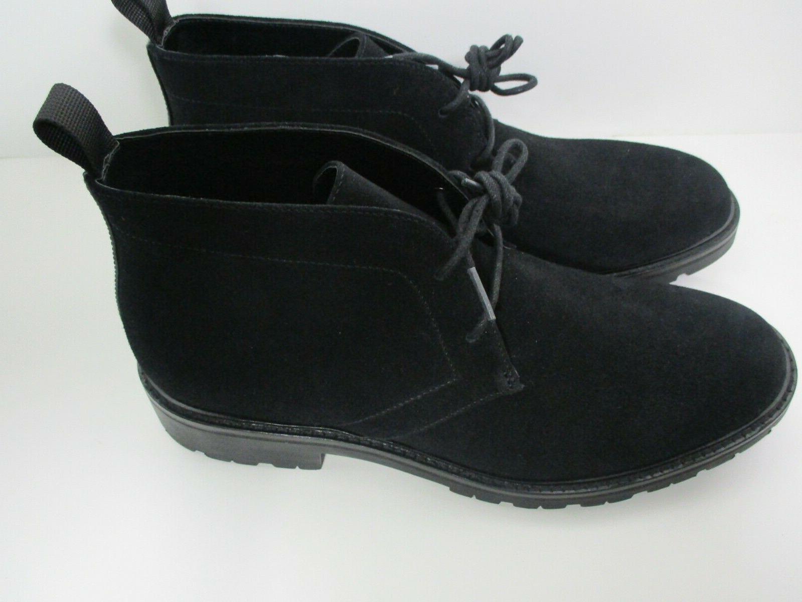 Calvin klein Men's Black Up Shoes Size 8 1/2