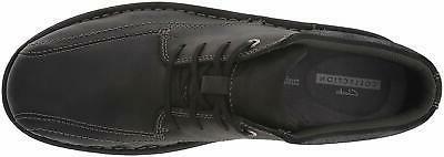 CLARKS Vanek Ankle Black Size my1s