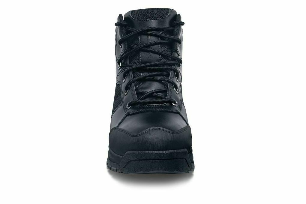 Shoes Voyager II Steel Boots