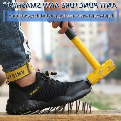 Men's Work Mesh Shoes Steel Indestructible