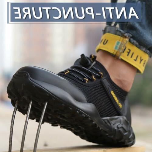 Men's Shoes Indestructible Military Light