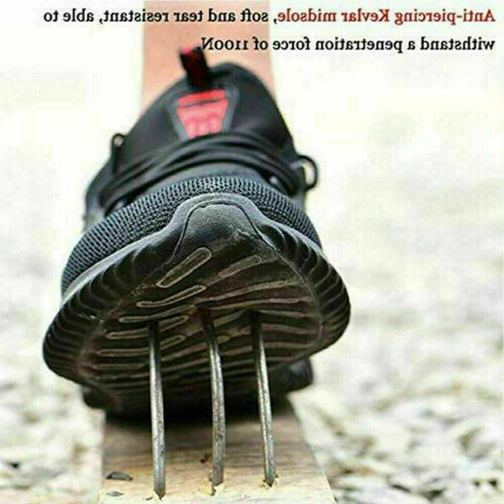 Men's Work Boots Indestructible