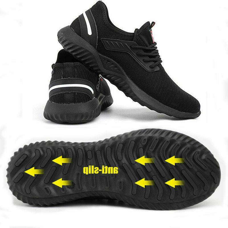 Men's Steel Toe Cap Bulletproof Boots Sneakers