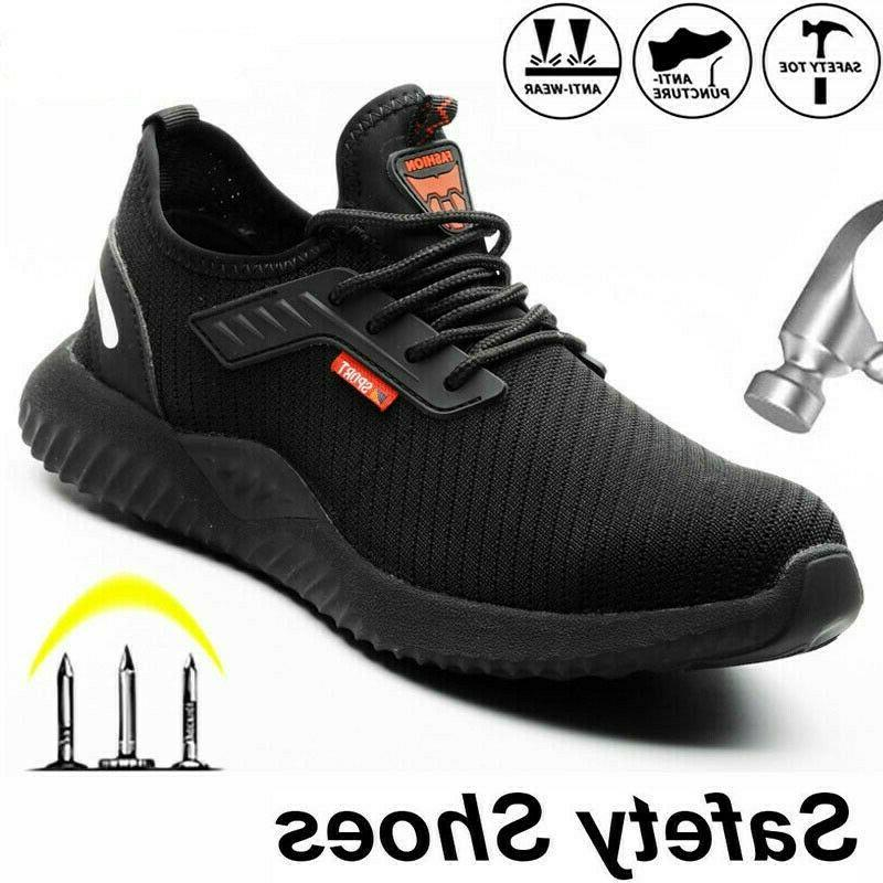 men s work safety shoes steel toe