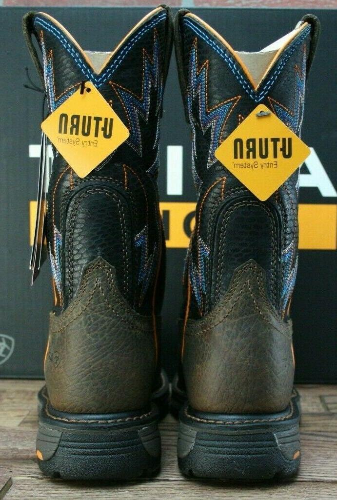 Ariat® Earth/Black Boot 10023058 Sz 10 D