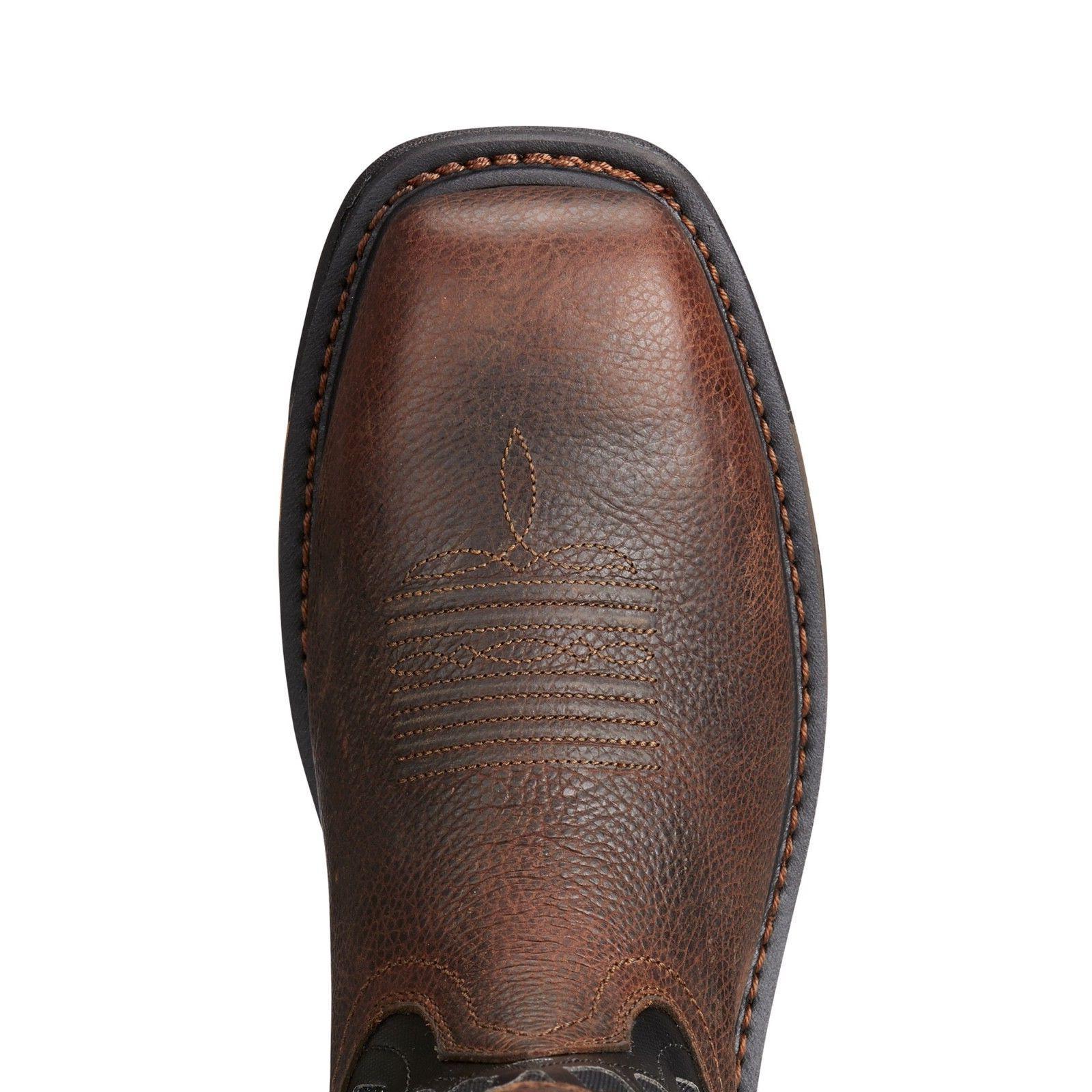 Ariat® Men's Workhog Matrix Brown Black Work