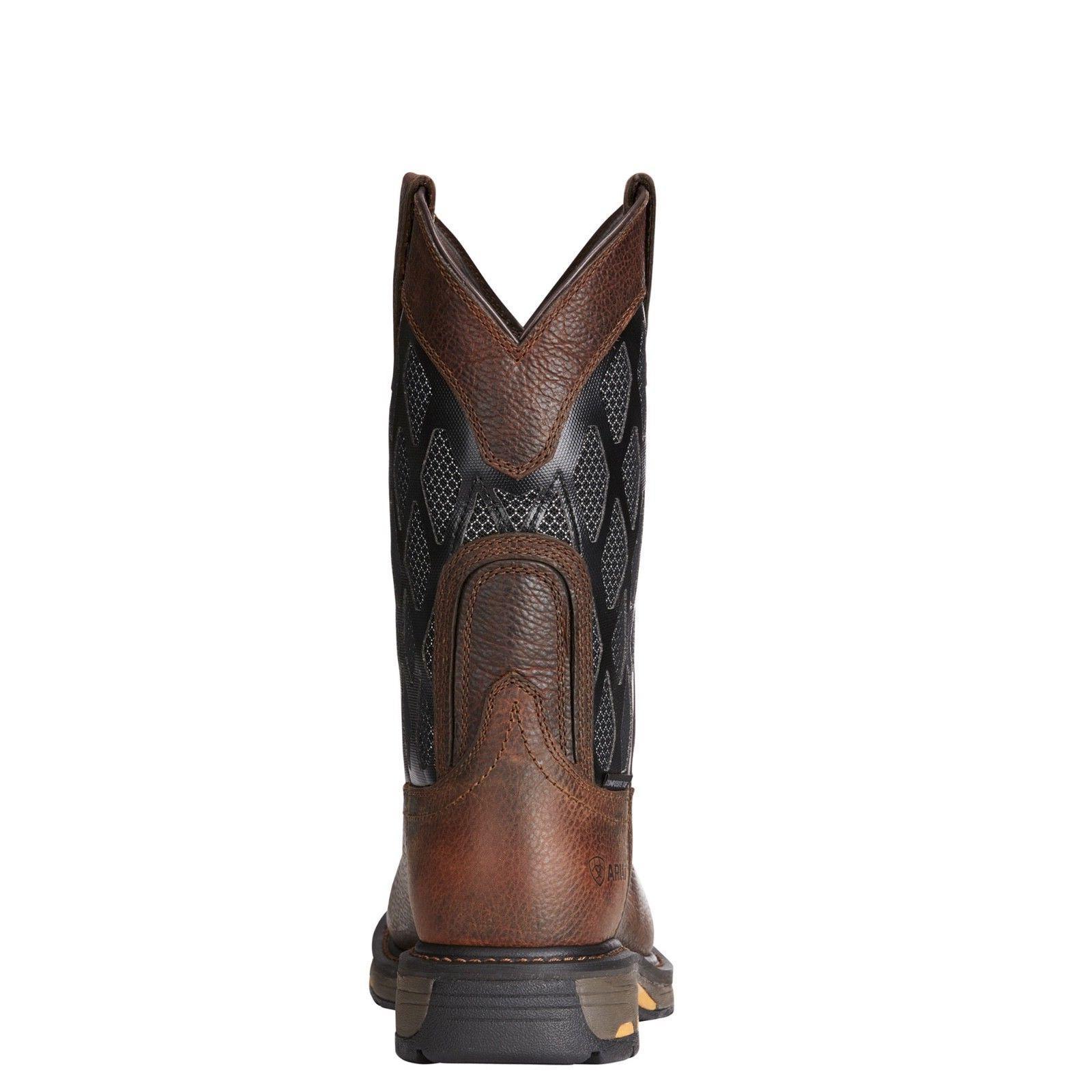Ariat® VentTek Matrix & Black Work Boots