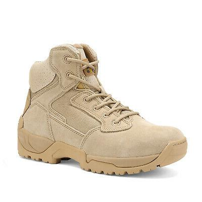 NORTIV 8 Men's Military Tactical Boots