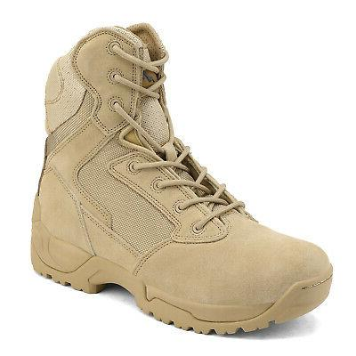 men s military tactical work boots hiking