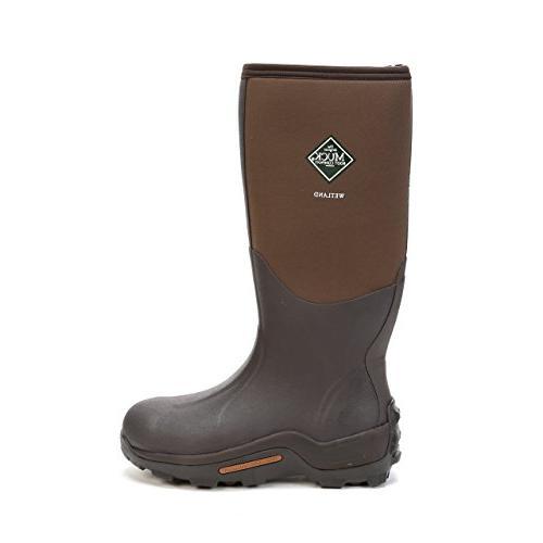 Men's Muck Boot Waterproof Wetland Hunting Boots BARK, 9M