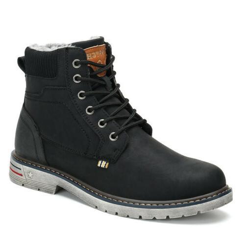men women snow boots anti skid warm