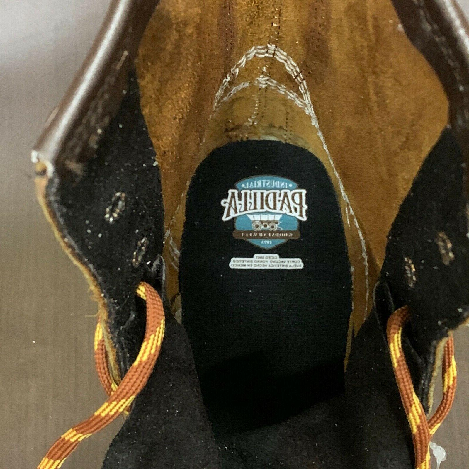 Men's Soft Toe Resistant Boots