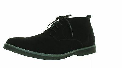 mens black ankle boots size 10 5