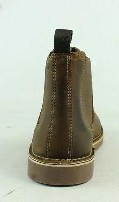 Clarks Mens Beeswax Leather Ankle Boots