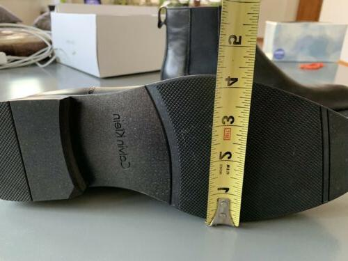 Men's Calvin Klein Leather Chelsea 10M