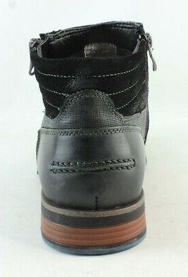 Steve Mens Grey Ankle Size 9.5