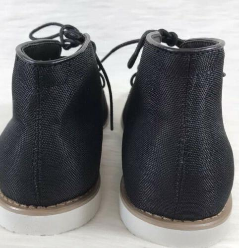 Calvin Black Chukka Boots size 9.5