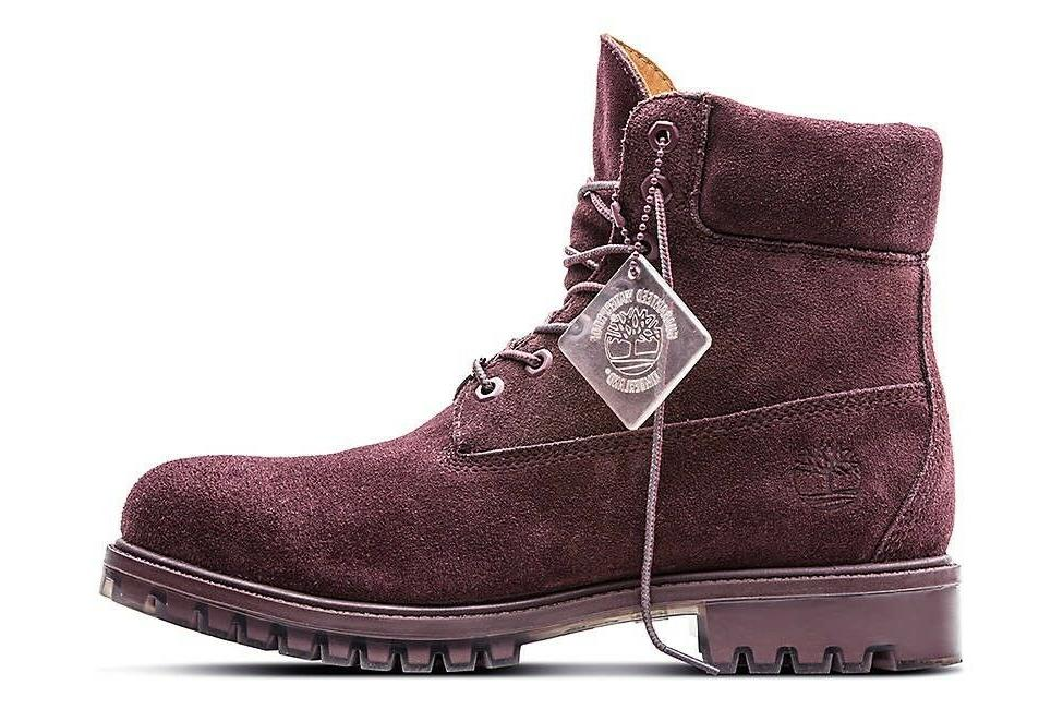 Timberland Mens Limited Release Autumn Leaf Collection Premi