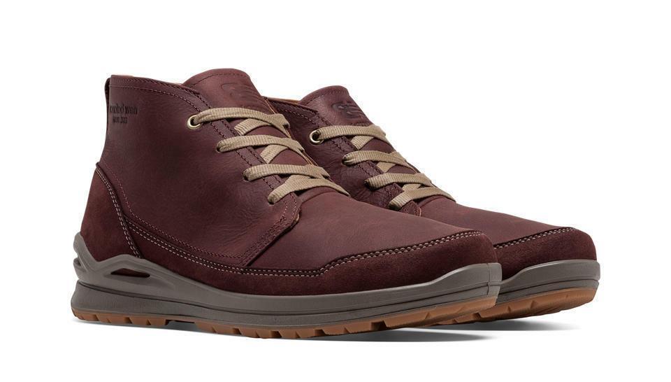 New Balance Mens Outdoor Chukka 3020 Boots, Bitter Chocolate