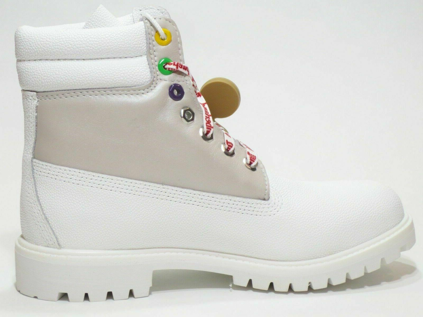 Timberland MENS White Holiday Edition