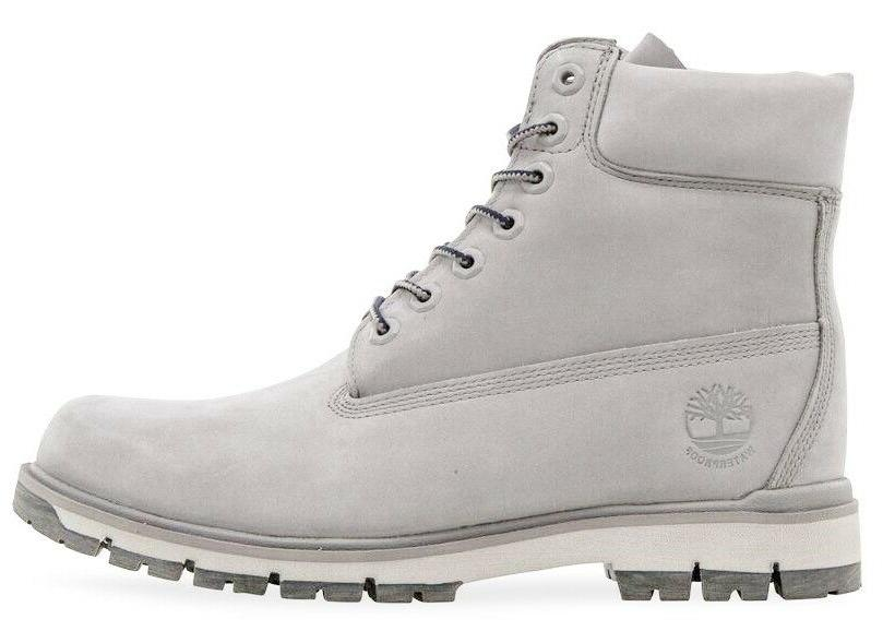 Timberland Mens Premium Boots Grey
