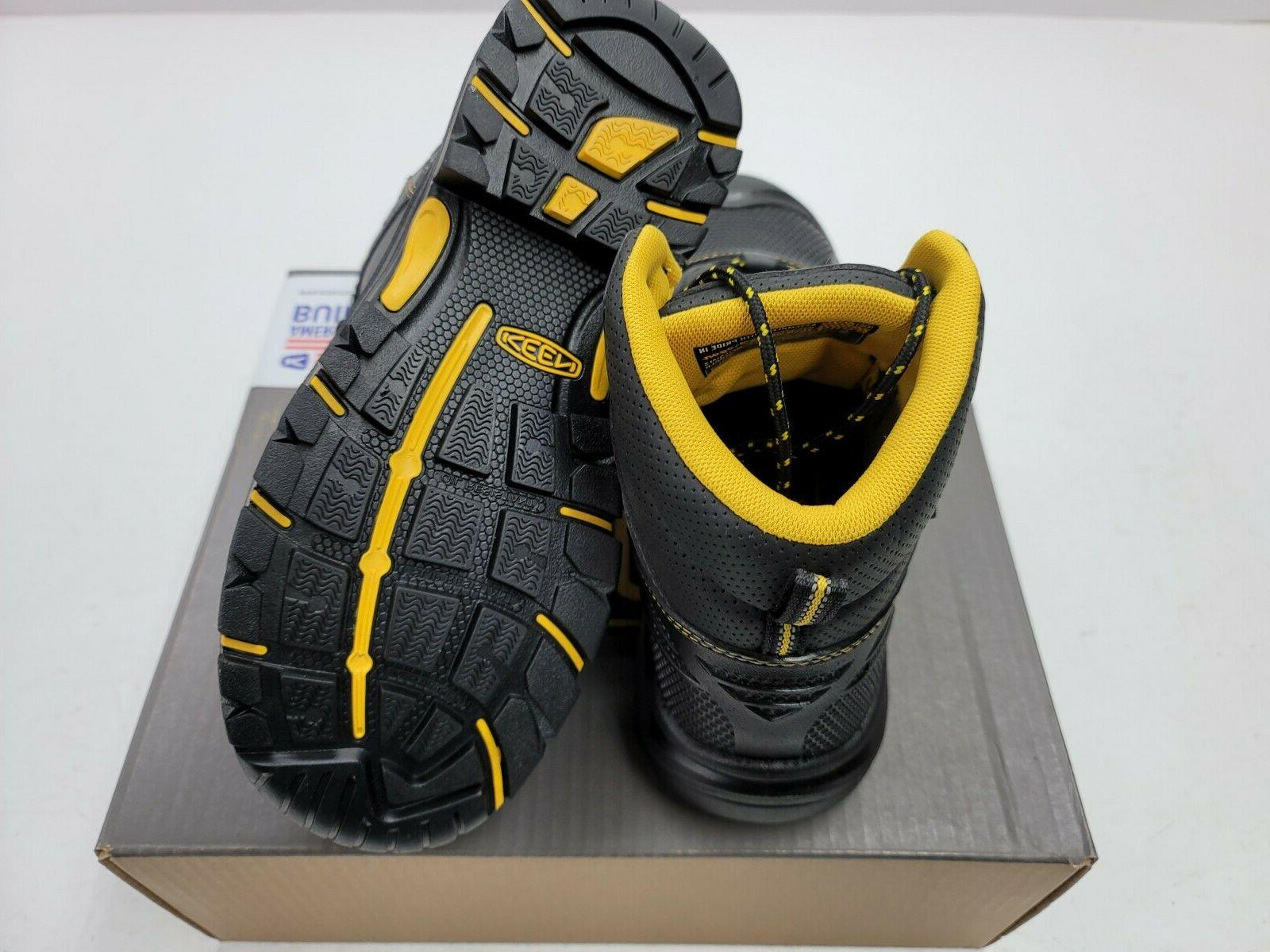 Keen Steel Boots 1017828 American