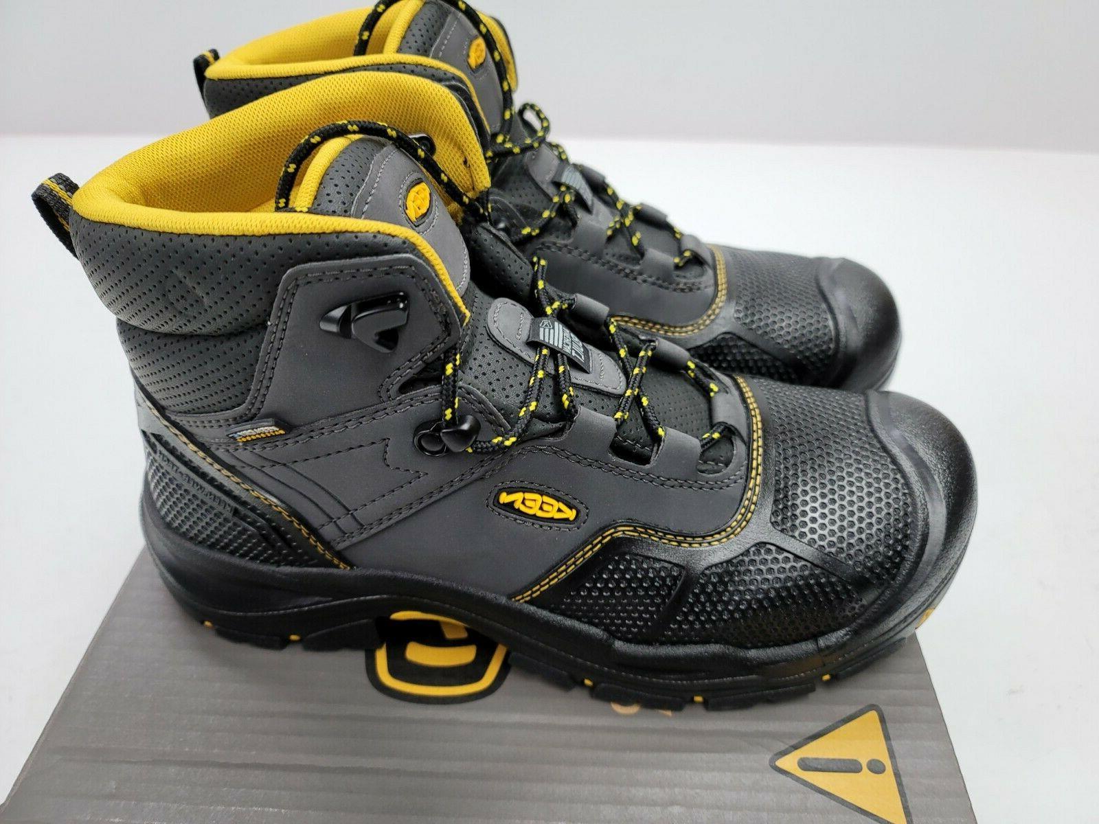 Keen Mens Steel Boots 1017828 American Built