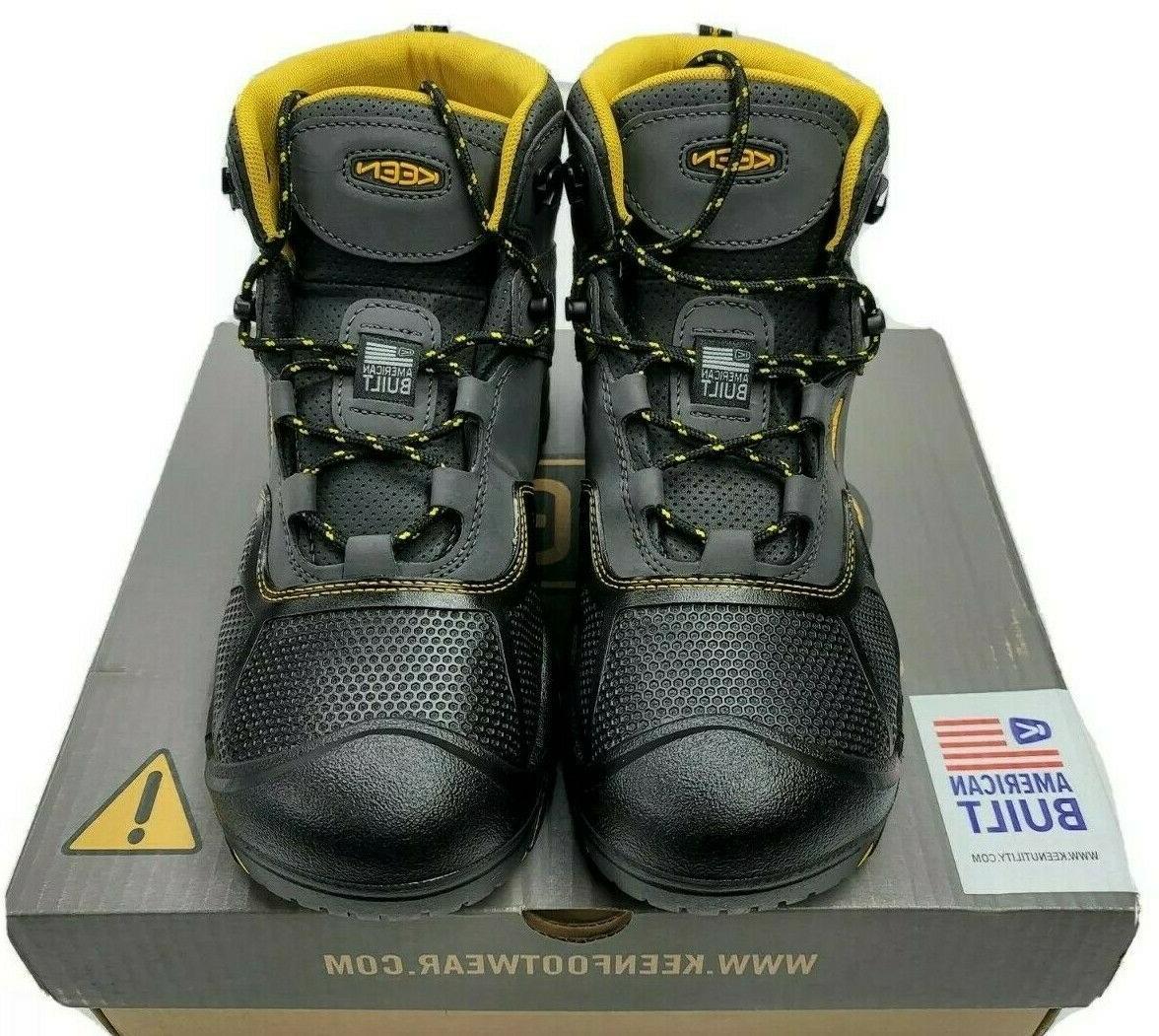 Keen Boots Black Logandale 1017828 American