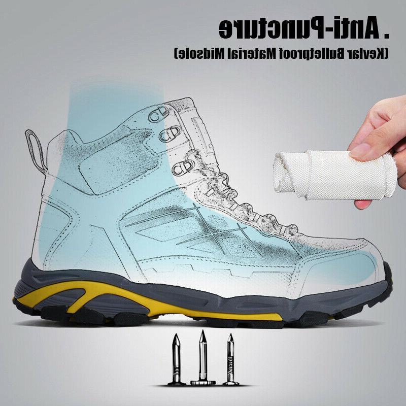 Work Footwear Industrial