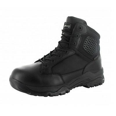 mens strike force 6 0 wp black
