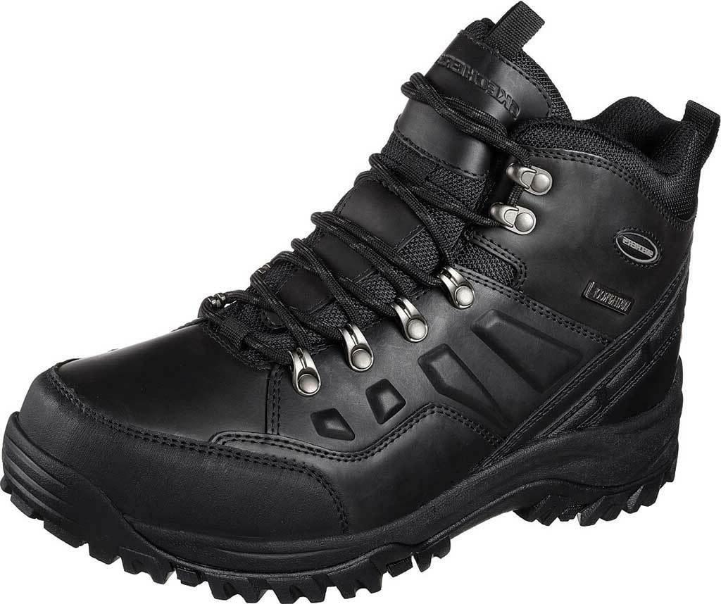 Skechers Mens Work Boot Memory Foam