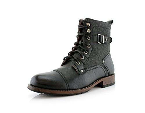 mike mpx88575 casual dress boots