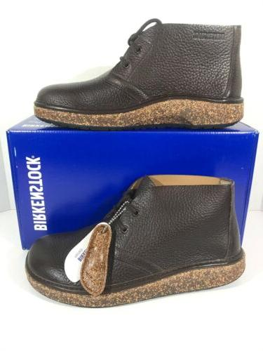 Birkenstock Size 10 Reg Leather