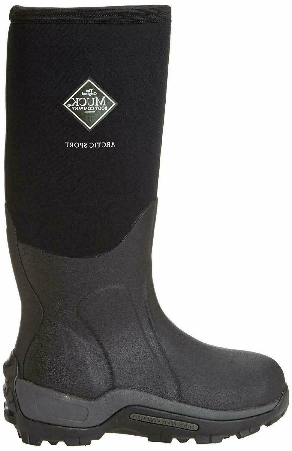 Muck Boot Sport Winter Boot Black
