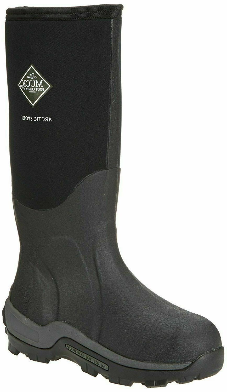 muck boot men s arctic sport rubber