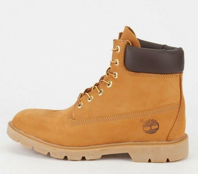 "New TIMBERLAND 6"" Basic Mens Boots Waterproof"