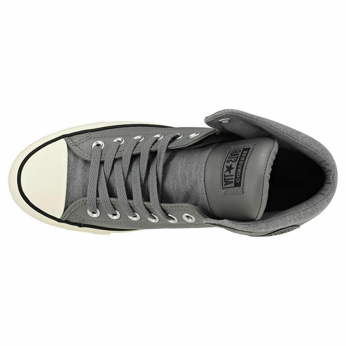 New Men Converse Ctas High Leather Boots Size