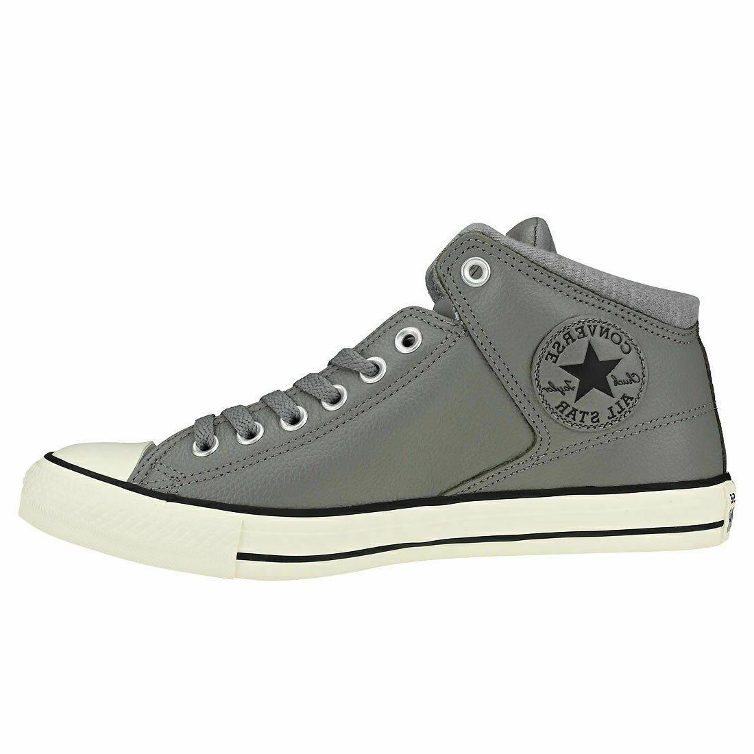 New High Leather Size