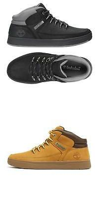NEW Timberland Men's Davis Square Sneaker Boots Water Repell