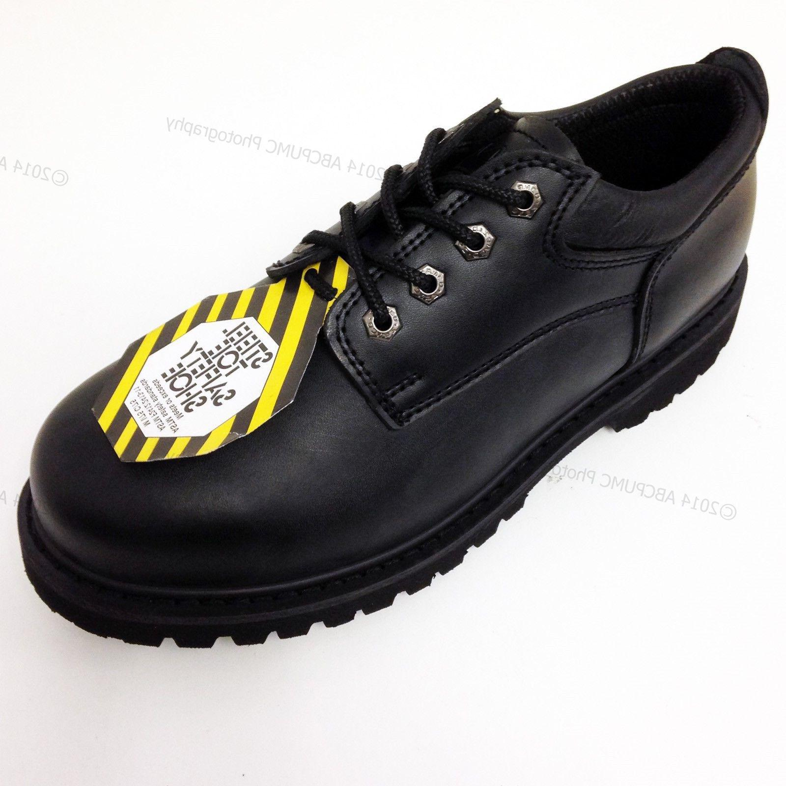"""New Work 4"""" Leather Oxford Resistant"""