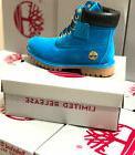 new men s waterproof boots royal blue