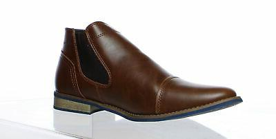 New Global Brown Ankle 9.5