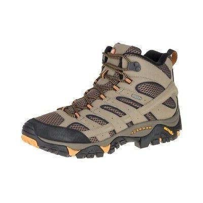 New Merrell Mid Men's Hiking Shoes נעלי מירל